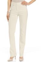 JM Collection Petite Slim-Leg Pants, Created for Macy's