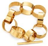 Tory Burch Linked Chain Bracelet