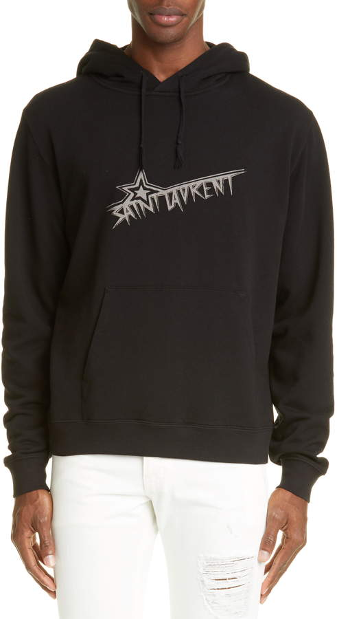 14a61c8d776c0f Saint Laurent Men's Sweatshirts - ShopStyle