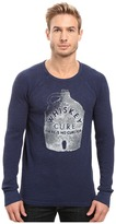 Lucky Brand Whiskey Cure Graphic Tee