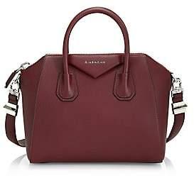 Givenchy Women's Small Antigona Leather Satchel