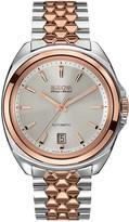 Bulova Men's Automatic Two-Tone Bracelet Watch