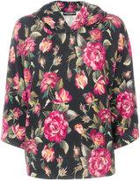 Dolce & Gabbana rose printed hoodie
