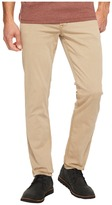 Hudson Blake Slim Straight in Victorious Khaki Men's Jeans