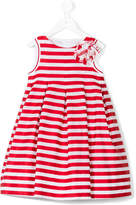 Simonetta striped dress