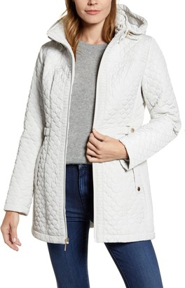 Gallery Quilted Hooded Jacket
