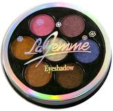 La Femme Eyeshadow Palette with 7 Colours - 01 by