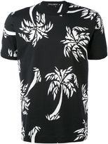 Dolce & Gabbana palm tree T-shirt