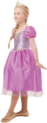 Disney Princess Glitter & Sparkle RapunzelFancy Dress