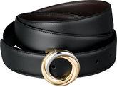 Cartier Reversible Strap Buckle Belt