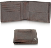 Piquadro Vibe - Leather Coin Pocket Billfold