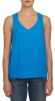 1 STATE Women's 1.state Racerback Crepe Tank