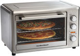 Hamilton Beach Counter-Top Oven + Convection & Rotisserie