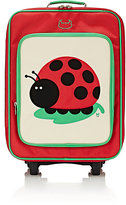 "Beatrix New York Juju The Ladybug 19"" Two-Wheel Suitcase-RED"
