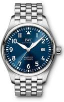IWC Men's Swiss Automatic Stainless Steel Casual Watch, Color: (Model: IW327014)