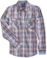 American Rag Men's Cormac Plaid Shirt, Only At Macy's