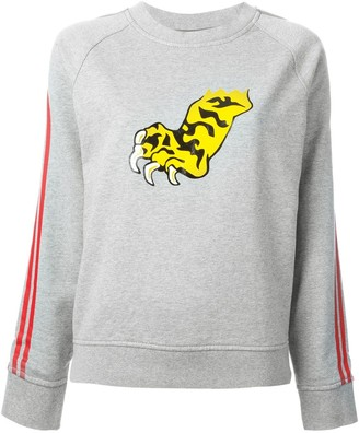 Marc by Marc Jacobs 'Peyton Frech Terry Tiger' sweatshirt