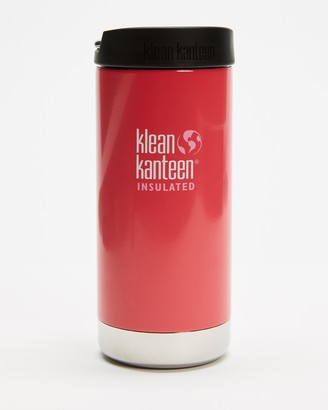 Klean Kanteen TKWide Insulated 12oz with Cafe Cap