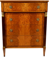 One Kings Lane Vintage Mid-20th-C. French Chest of Drawers