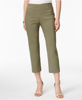 JM Collection Studded Capri Pants, Created for Macy's