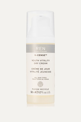 Ren Clean Skincare REN Clean Skincare - V-cense Youth Vitality Day Cream, 50ml - Colorless