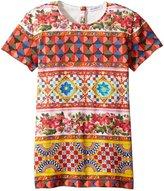 Dolce & Gabbana Girl's Mambo T-Shirt (Big Kids) T-Shirt