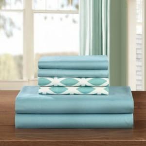 Chic Home Bailee 6-Pc King Sheet Set Bedding