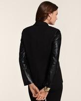 Chico's Faux-Sleeve Blazer