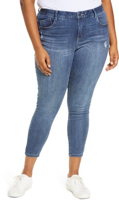 Wit & Wisdom Ab-solution Luxe Touch High Waist Skinny Jeans