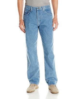 Wrangler Authentics Men's Authentics Relaxed Fit Jean-Cotton