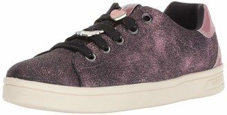 Geox J Djrock Girl A Slip On Trainers