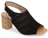 Sudini Women's Nancy Perforated Sandal