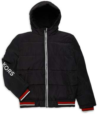 Michael Kors Boy's Quilted Puffer