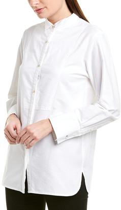 Jason Wu Oxford Shirting Blouse