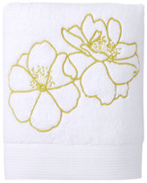Yves Delorme IDYLLE EMBROIDERED BATH TOWEL 70 X 140 cm