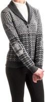 Neve Addison Cardigan Sweater - Merino Wool, Shawl Collar (For Women)