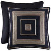 J Queen New York Bradshaw Black European Sham