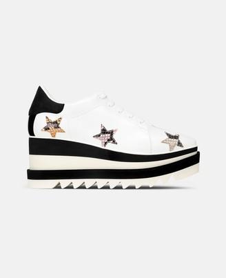Stella McCartney Sneak-Elyse Star Shoes, Women's