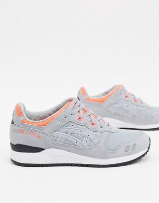 Asics SportStyle gel lyte sneakers in gray