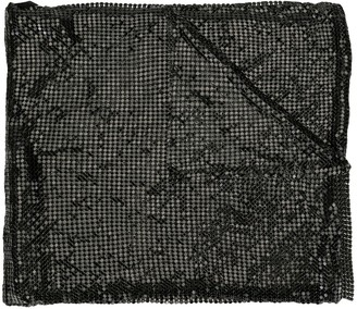 Tom Ford metal mesh scarf