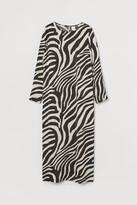 Thumbnail for your product : H&M Calf-length satin dress