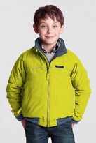 Lands' End Little Boys' Squall Waterproof Bomber Jacket
