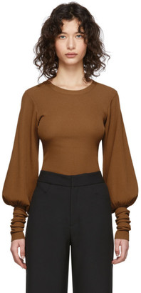 Totême Brown Vignola Sweater