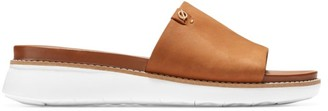 Cole Haan ZeroGrand Global Leather Slides