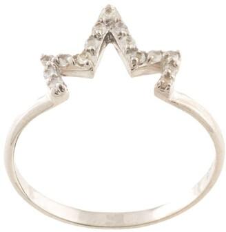Anzie Aztec Zig Zag ring