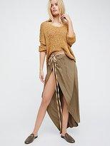 One Teaspoon Collins Wrap Skirt by OneTeaspoon at Free People