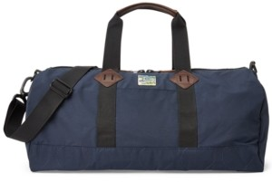Polo Ralph Lauren Men's Lightweight Mountain Duffel Bag