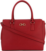 Salvatore Ferragamo embellished tote - women - Calf Leather - One Size