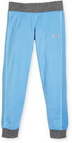 The North Face Reactor Lightweight Jersey Track Pants, Blue, Size XXS-L