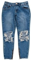 One Teaspoon Mid-Rise Skinny Jeans w/ Tags